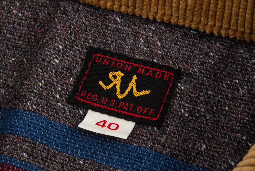 The-Real-McCoy's-Lot-002LJ-Denim-Jacket-inside-brand