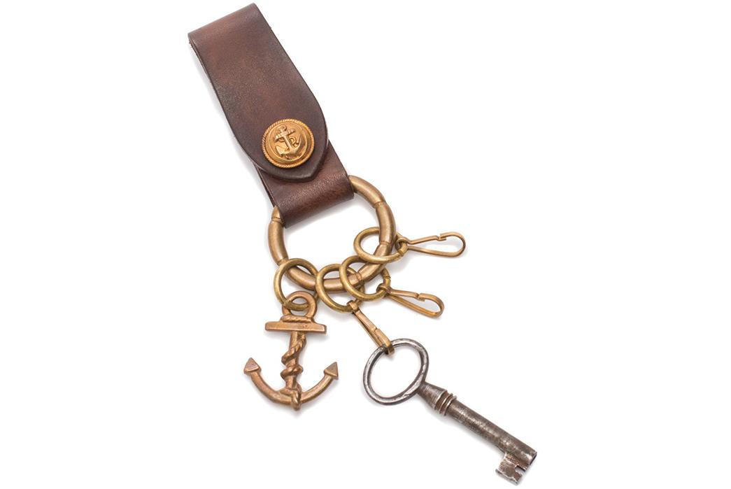 Vasco-Leather-Marine-Key-Holder-brown-2