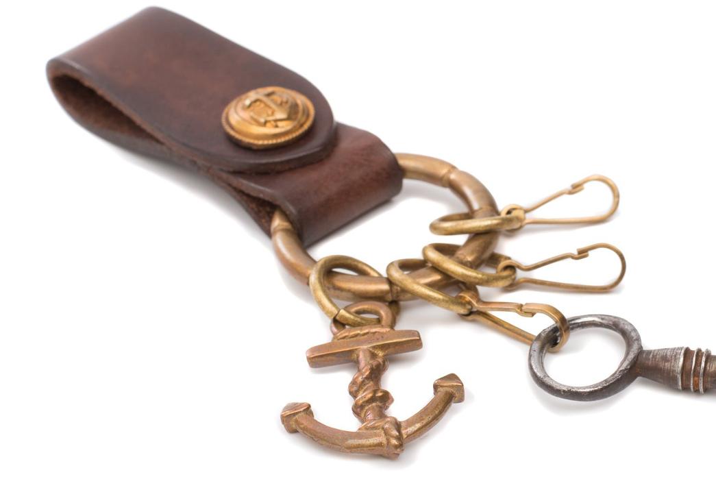Vasco-Leather-Marine-Key-Holder-brown-detailed