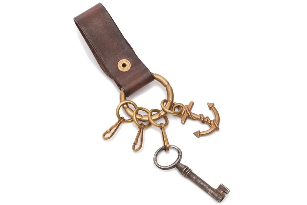 Vasco-Leather-Marine-Key-Holder-brown