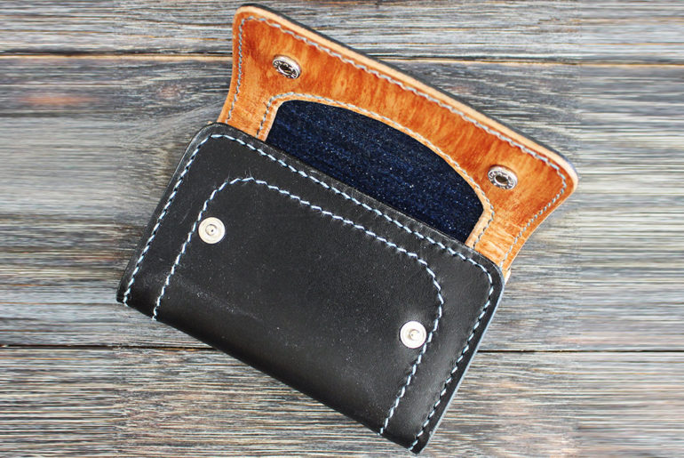 Wild-Frontier-Goods-Kakishibu-Dyed-Wallets-black-open</a>