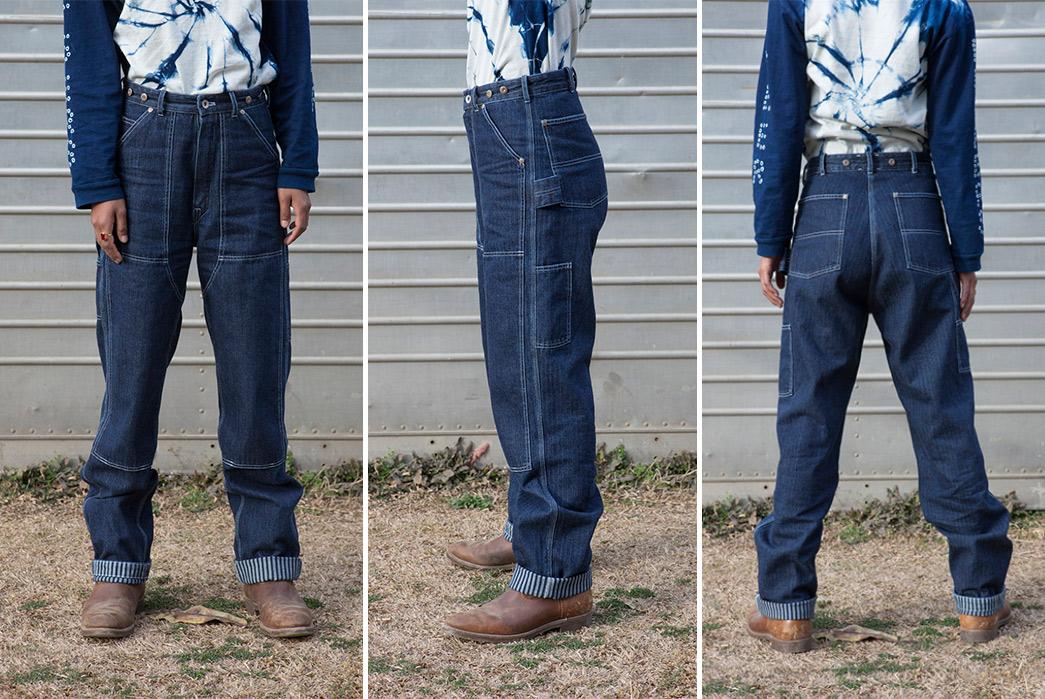 W'menswear-Double-Faced-Herringbone-Denim-pants-model-front-side-back-detailed