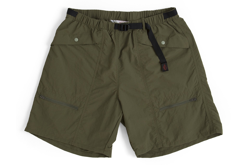 Battenwear-SS19-front-short-pants-green-grey