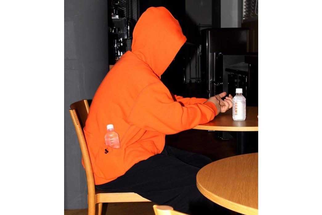 Beams-Japan-x-Loopwheeler-model-orange