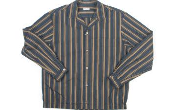 Camoshita-Shirt-Jackets-green-gold-front