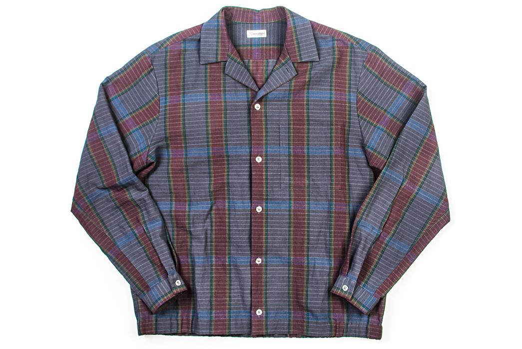 Camoshita-Shirt-Jackets-grey-wine-front