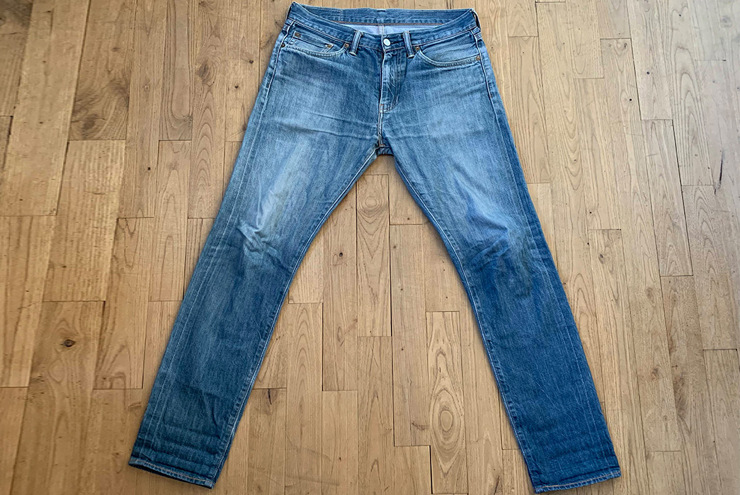 Fade-of-the-Day---Levi's-508-(6.5-Years,-Unknown-Washes)-front
