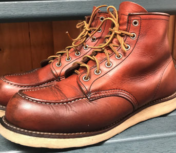 Fade-of-the-Day---Red-Wing-8131-(13-Months)-pair-side