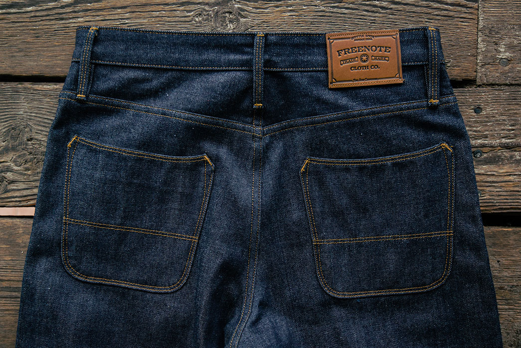 Freenote Is Giving Away a Pair Their New Big Boy Pants