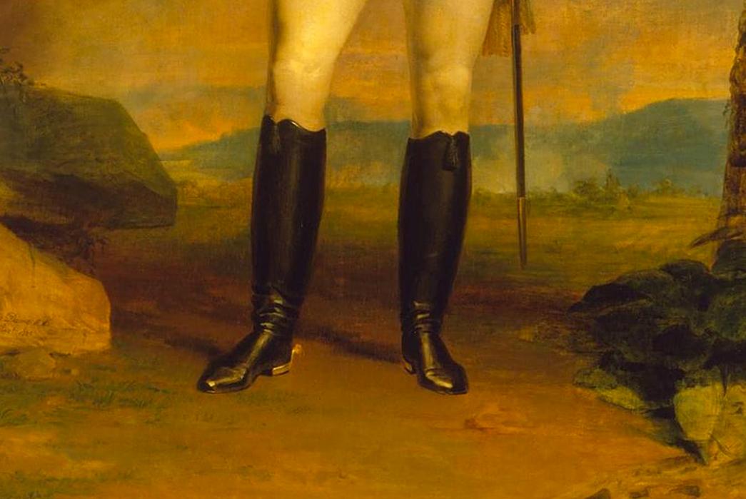 History-of-Wellington-Boots-From-Battlefields-to-Potato-Fields-The-Duke-of-Wellington's-Hessian-Boots-via-Fashion-History-Timeline