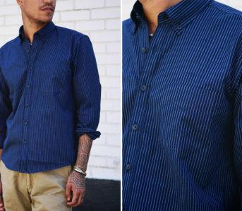 Kiriko-Long-Sleeve-Button-Up-Shirts-model-fronts
