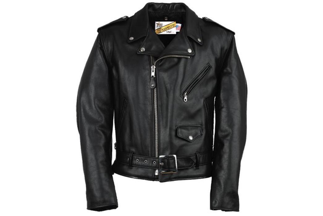 Leather-Jackets-Beyond-the-Schott-Perfecto The School Perfecto. Image via Schott.