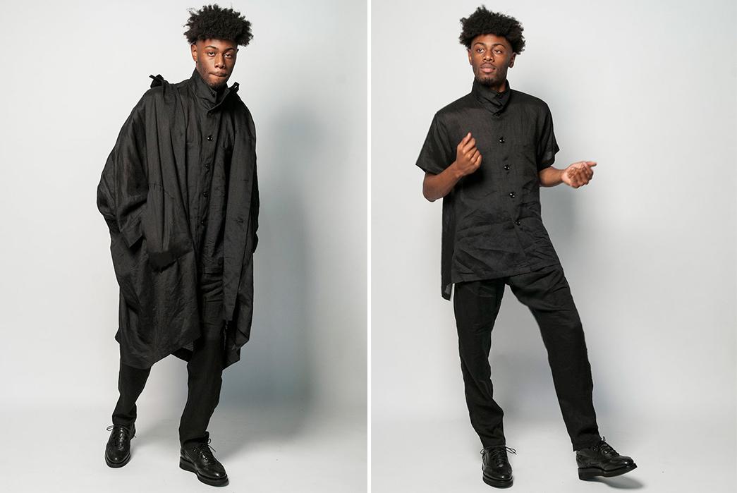 Monitaly-SS19-Lookbook-male-in-black