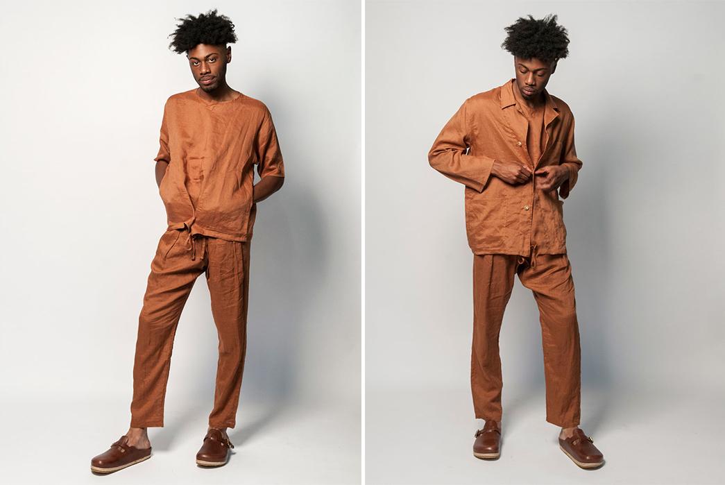 Monitaly-SS19-Lookbook-male-in-orange-2