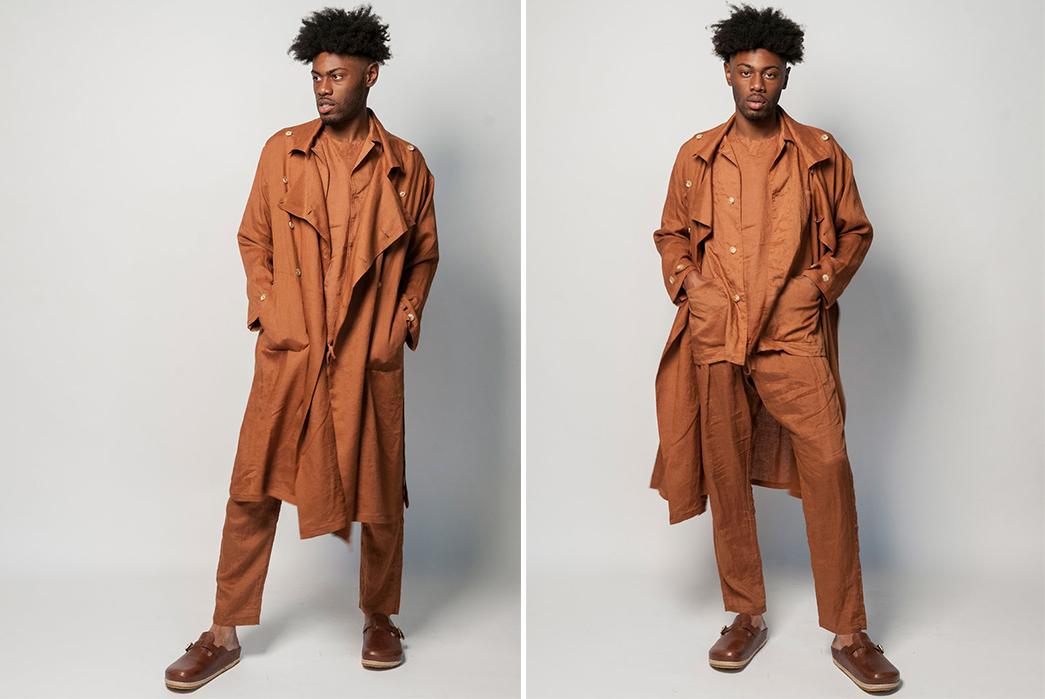 Monitaly-SS19-Lookbook-male-in-orange