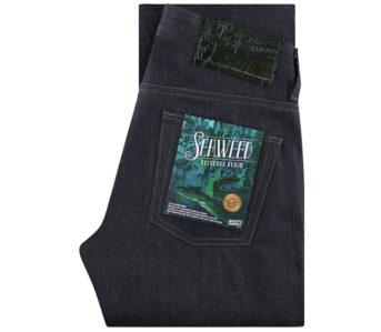Naked-&-Famous-Seaweed-Selvedge-folded