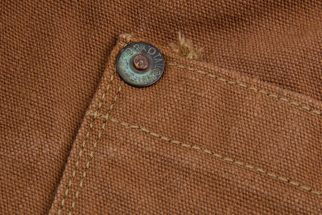 Ooe-Yofukuten-18700s-Tailor-Made-Waist-Overalls-back-top-detailed