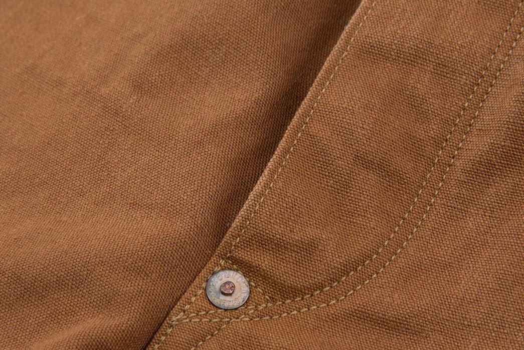 Ooe-Yofukuten-18700s-Tailor-Made-Waist-Overalls-front-top-detailed