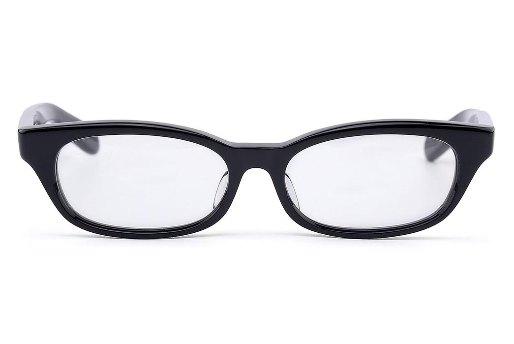 Samurai-'Boss'-Celluloid-Glasses-black