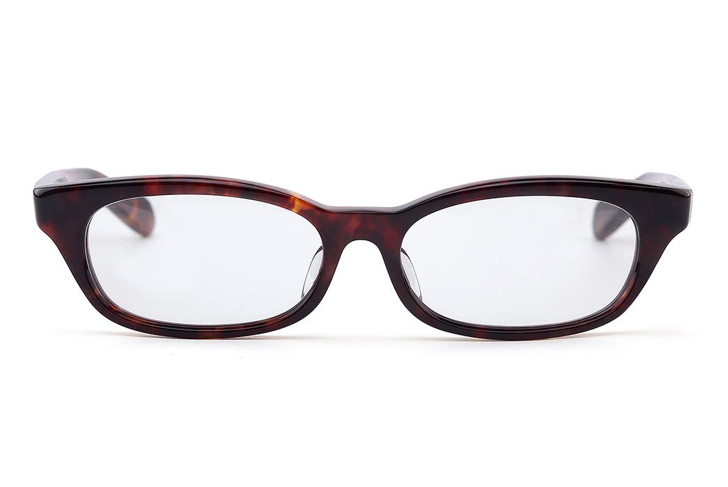Samurai-'Boss'-Celluloid-Glasses-brown