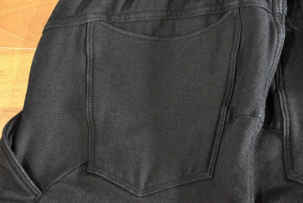 Stevenson-Overall-Messenger-Selvedge-Sweatpants-pocket