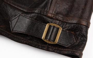 Cossack-Leather-Jackets---Five-Plus-One-Plus-One---Ooe-Yofukuten-Cossack-Leather-Jacket-buckle