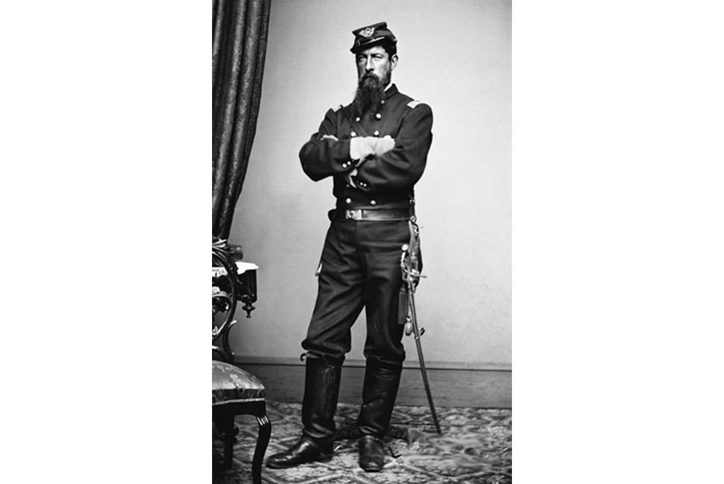Cowboy-Boot-History-Union-Soldier.-Image-via-The-Golden-Assay.