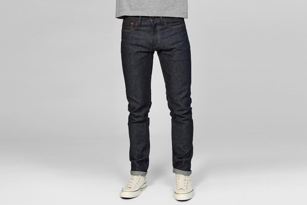Debham Razor LTSWMIJVS Raw Denim Jeans