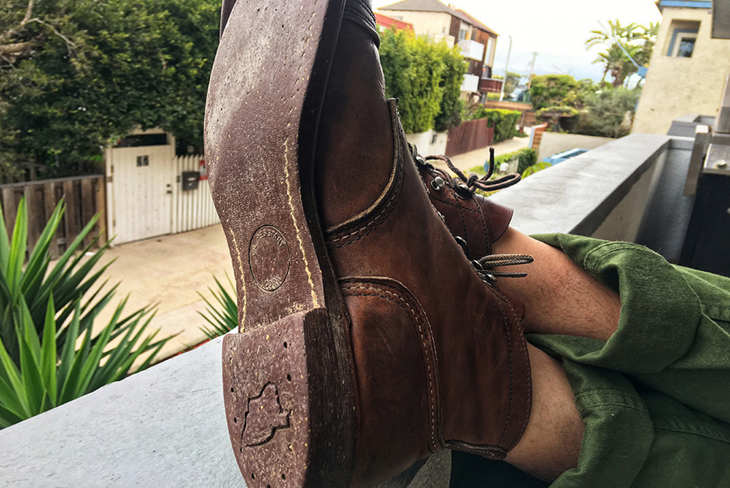How-To-Break-In-a-Pair-of-Boots-Kick-back-a-little.-Image-via-Heddels.