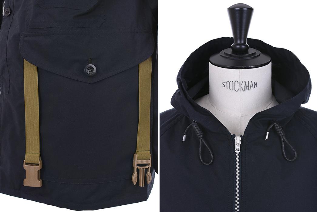 Nigel-Cabourn-Packs-Away-Their-Iconic-Cameraman-Jacket-dark-blue-jacket-pocket-and-collar