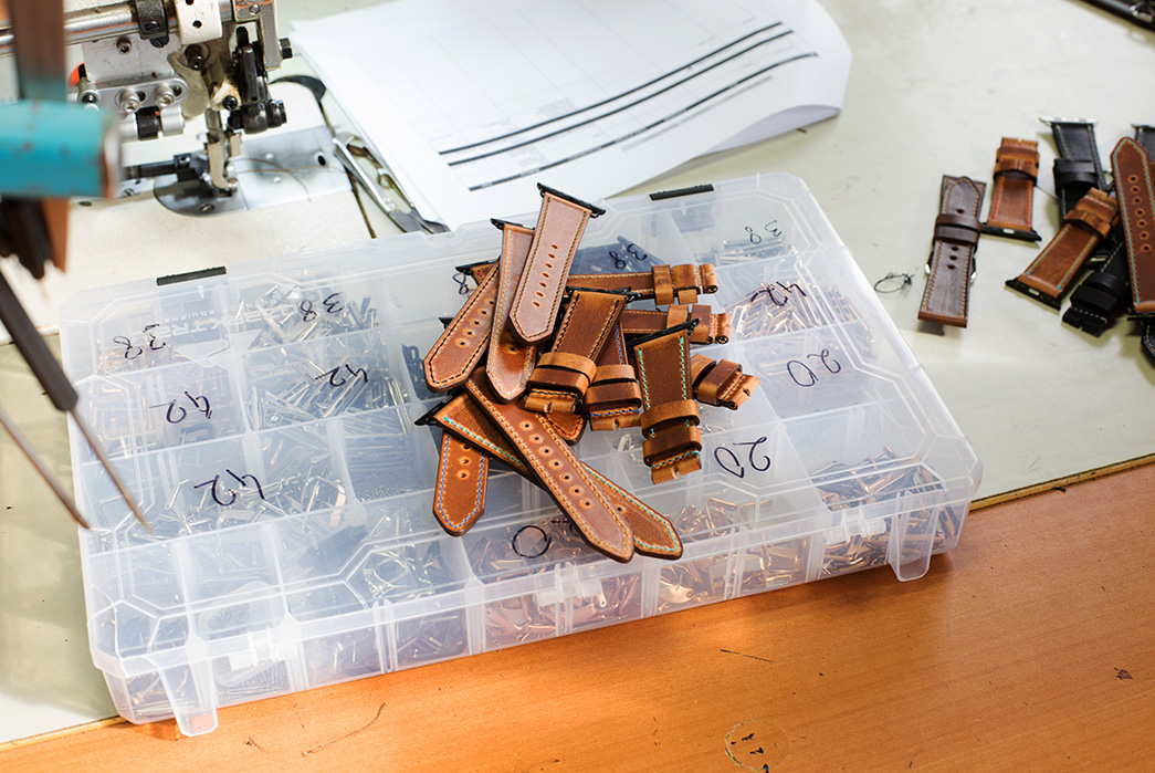 From Ukraine to North Carolina via Leather Goods: The olpr. Story