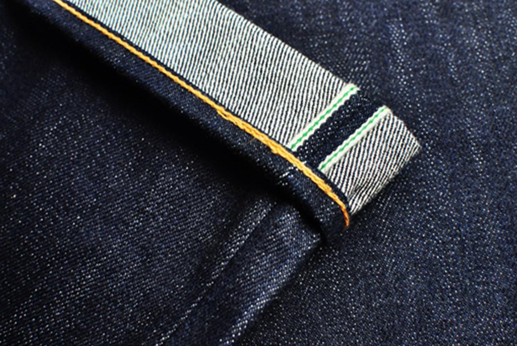 Sage-Ironchief-23oz.-Unsanforized-Extra-Deep-Indigo-Jeans-leg-selvedge