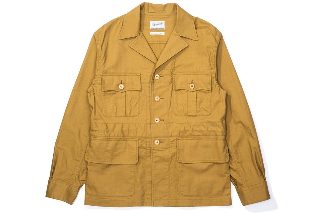 Soundman-643M-906N-Whitby-Jacket-beige-front