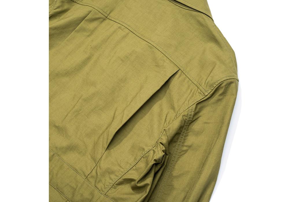 Soundman-643M-906N-Whitby-Jacket-olive-back-right-shoulder