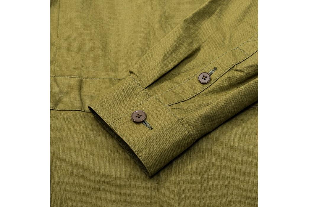Soundman-643M-906N-Whitby-Jacket-olive-sleeve