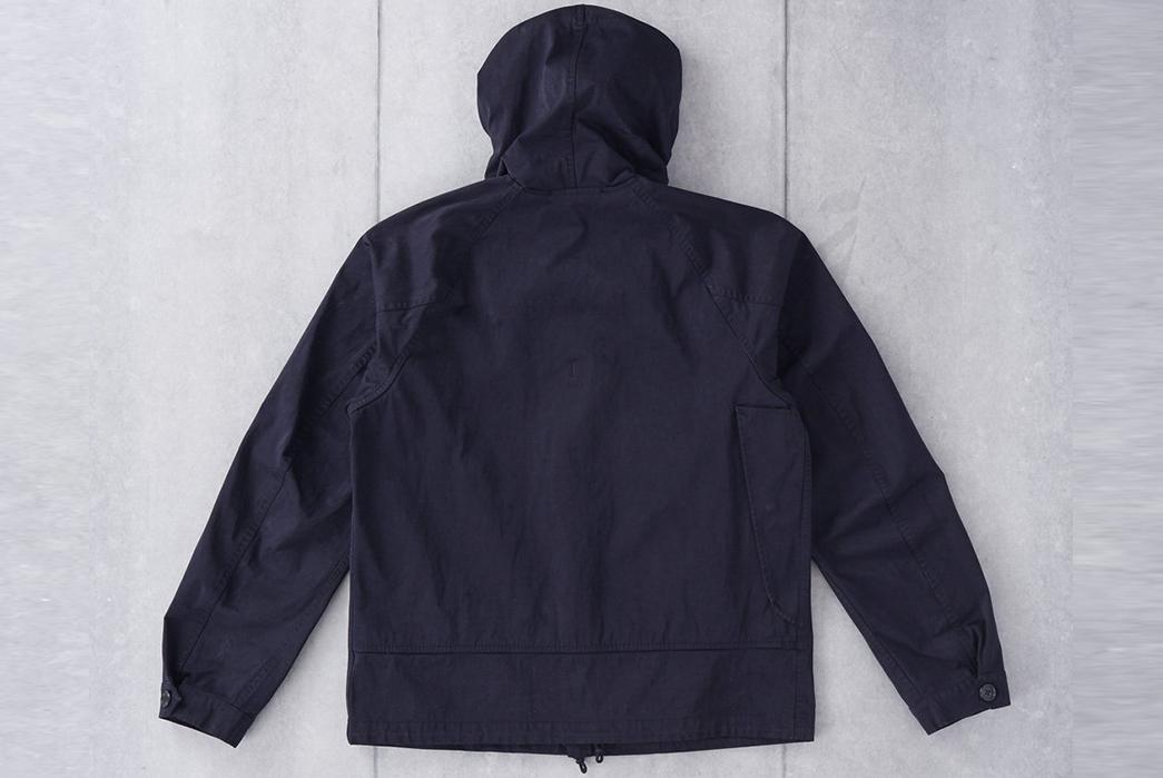 Ten-C-OJJ-Anorak-Jacket-back