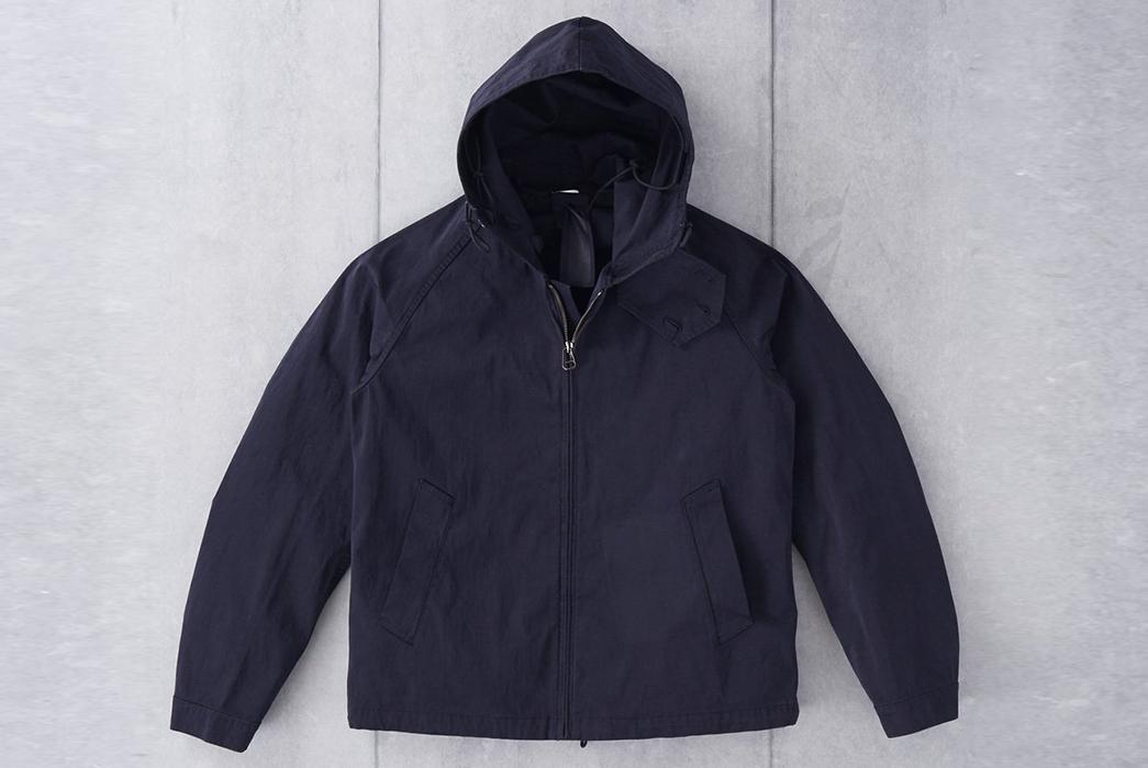 Ten-C-OJJ-Anorak-Jacket-front