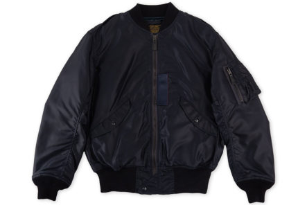 The-Real-McCoy's-Type-L-2A-Flight-Jacket-front