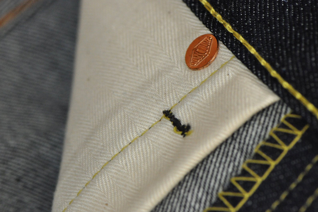 Boncoura-14.5oz.-Type-Z-Denim-front-top-inside-pocket-bag