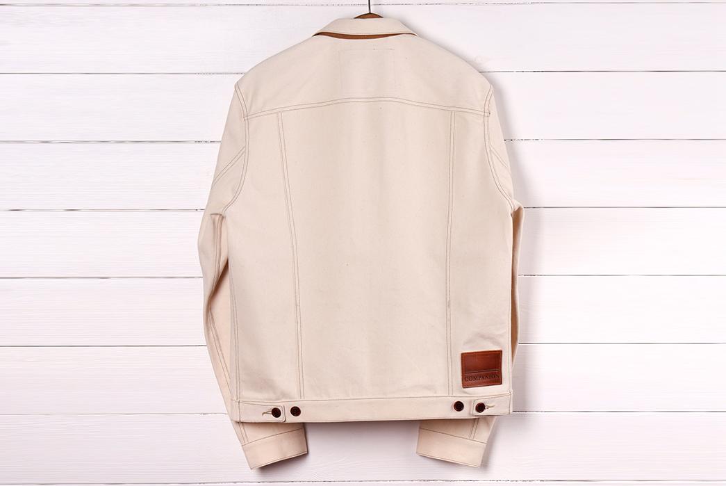 Companion's-Nevada-Jacket-is-14oz.-of-Deadstock-White-Hot-White-Oak-Denim-back