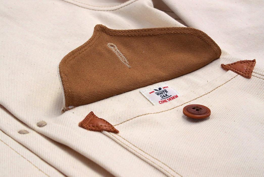 Companion's-Nevada-Jacket-is-14oz.-of-Deadstock-White-Hot-White-Oak-Denim-front-pocket