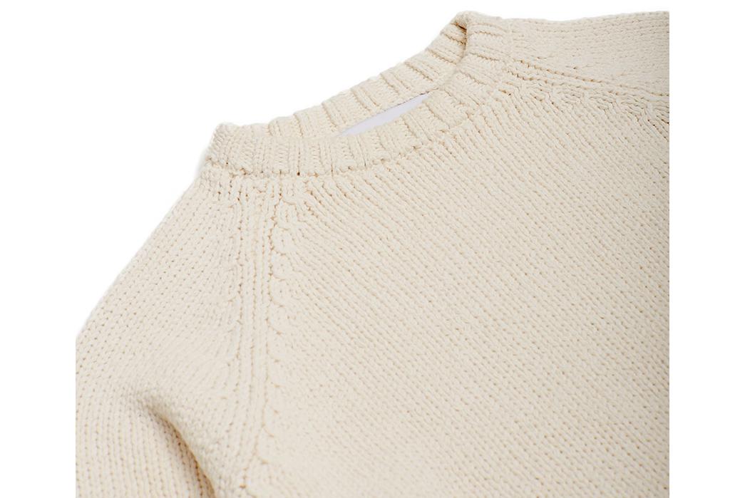 Corridor-Cotton-Crewneck-Sweaters-white-front-top