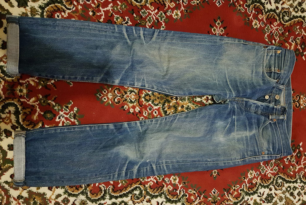 Fade-of-the-Day---Levi's-501CT-(~2.5-Years,-2-Washes)-front