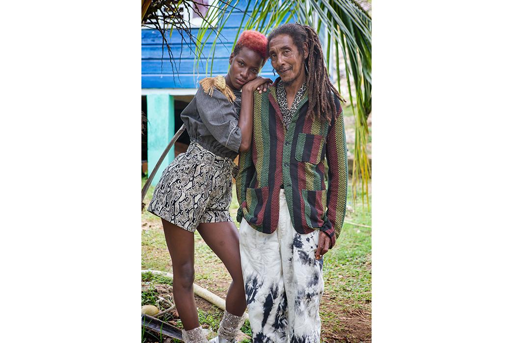 Kapital's-Yardie-Blues-Lookbook-Meanders-Through-Jamaica-and-Misadventure-female-and-male