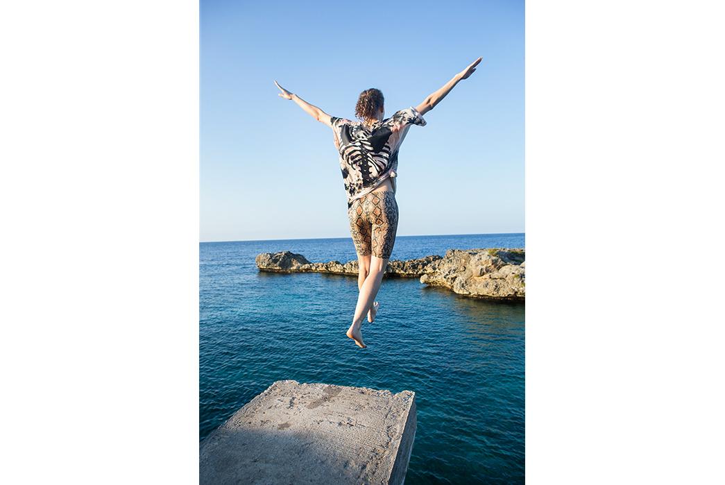 Kapital's-Yardie-Blues-Lookbook-Meanders-Through-Jamaica-and-Misadventure-jumping-in-the-sea