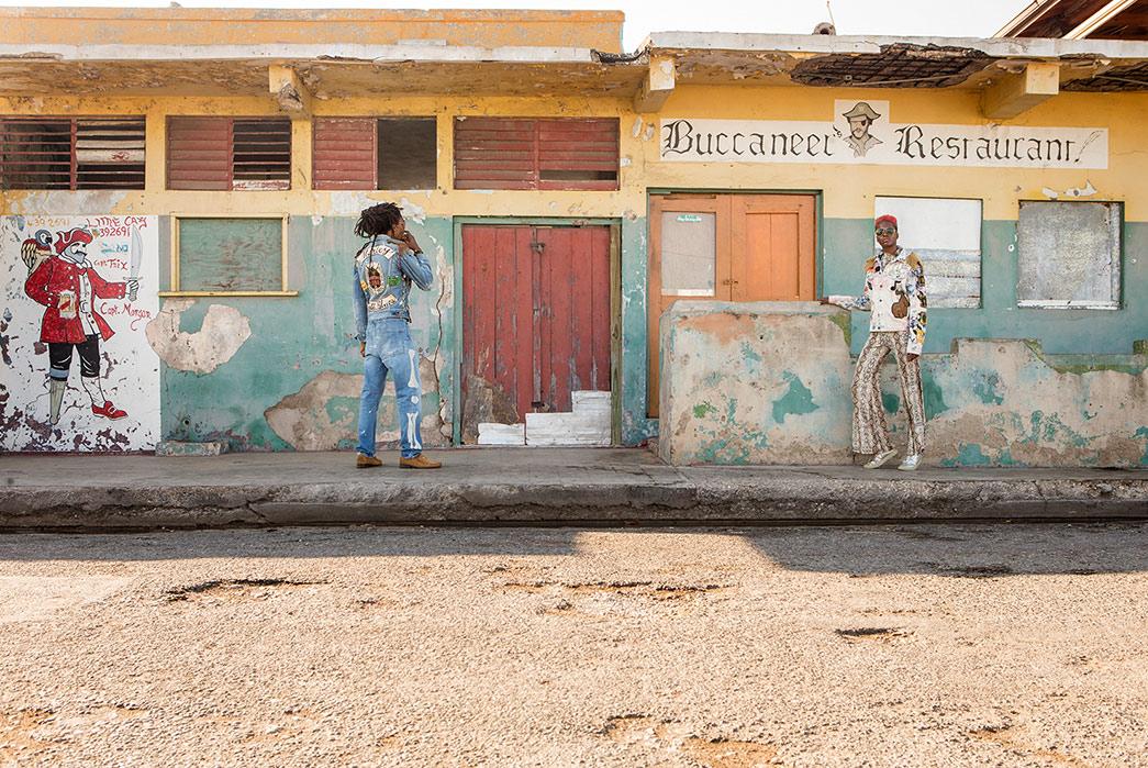 Kapital's-Yardie-Blues-Lookbook-Meanders-Through-Jamaica-and-Misadventure-two-males