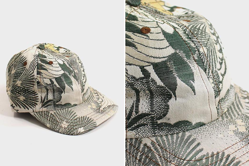 Kiriko-Maru-Obi-Caps-front-side-and-detailed-green