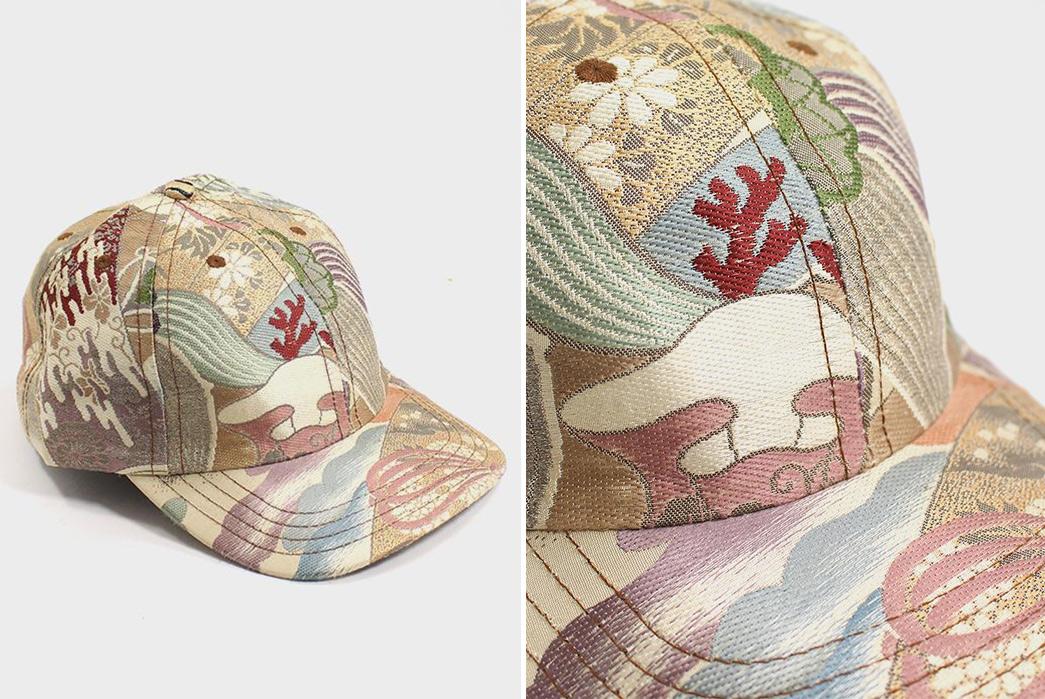 Kiriko-Maru-Obi-Caps-front-side-and-detailed-rose