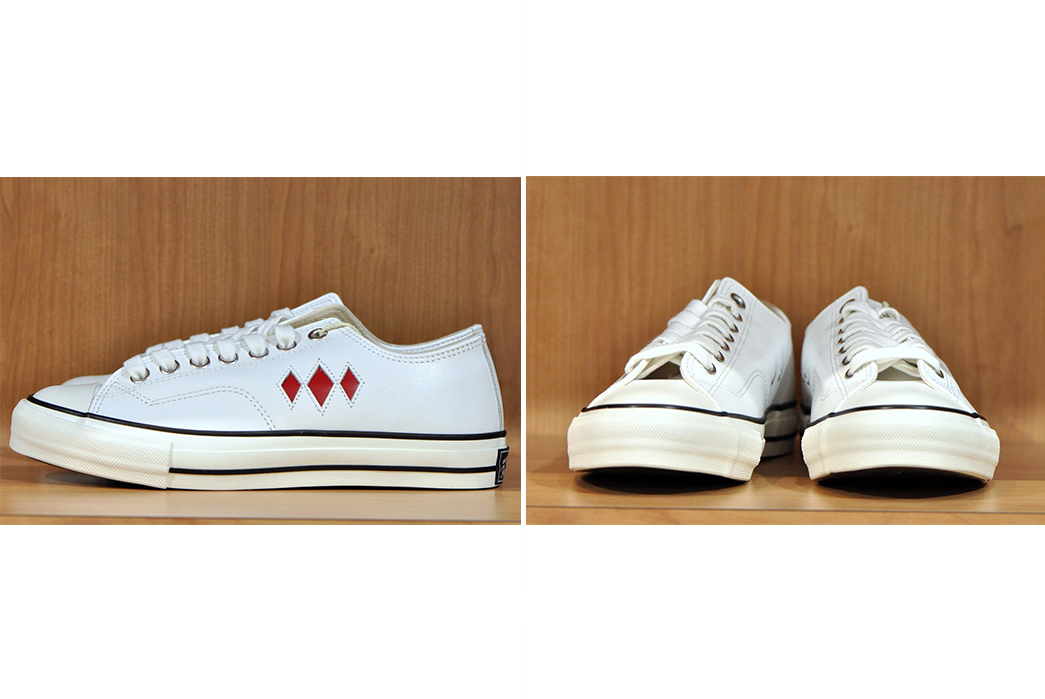 Low-Top-Leather-Sneakers---Five-Plus-One-Plus-One--The-Flat-Head-Diamond-Cowhide-Sneakers