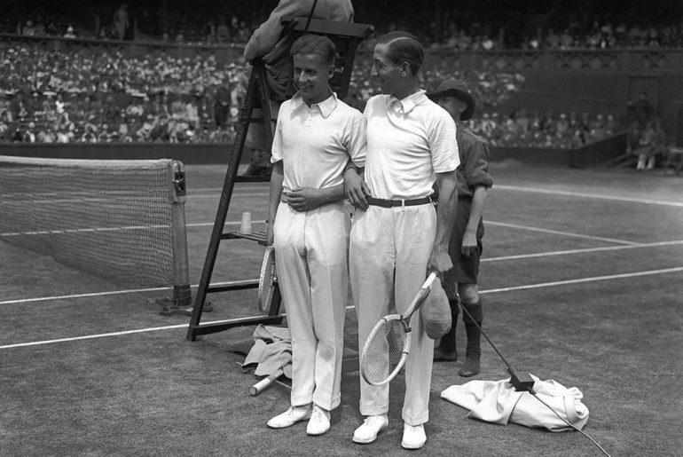 polo-shirt-history-1928-Rene-Lacoste-and-Bunny-Austin